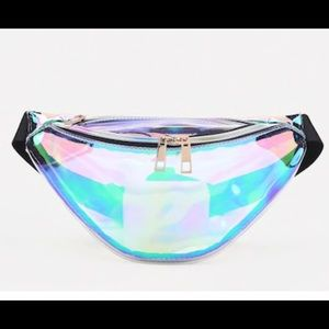 NEW Iridescent Fanny Pack